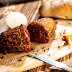 Rôti de Canard – Piment d'Espelette