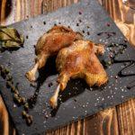 Cuisse de canard confite x2
