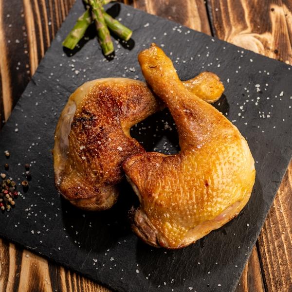 Cuisse de poulet bio La Ferme Du Périgord Noir