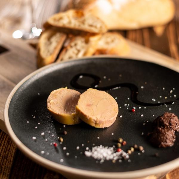 Foie gras de canard mi cuit La Ferme Du Périgord Noir